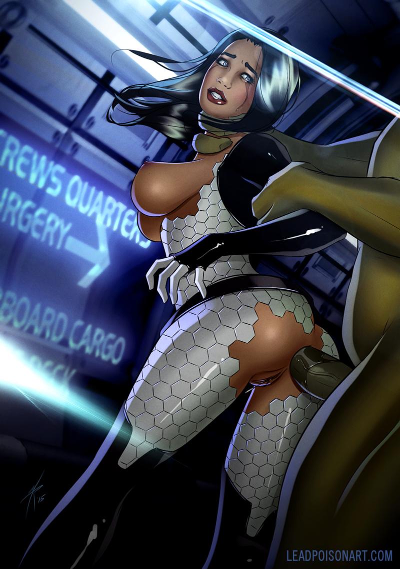 Mass Effect Porn Pics