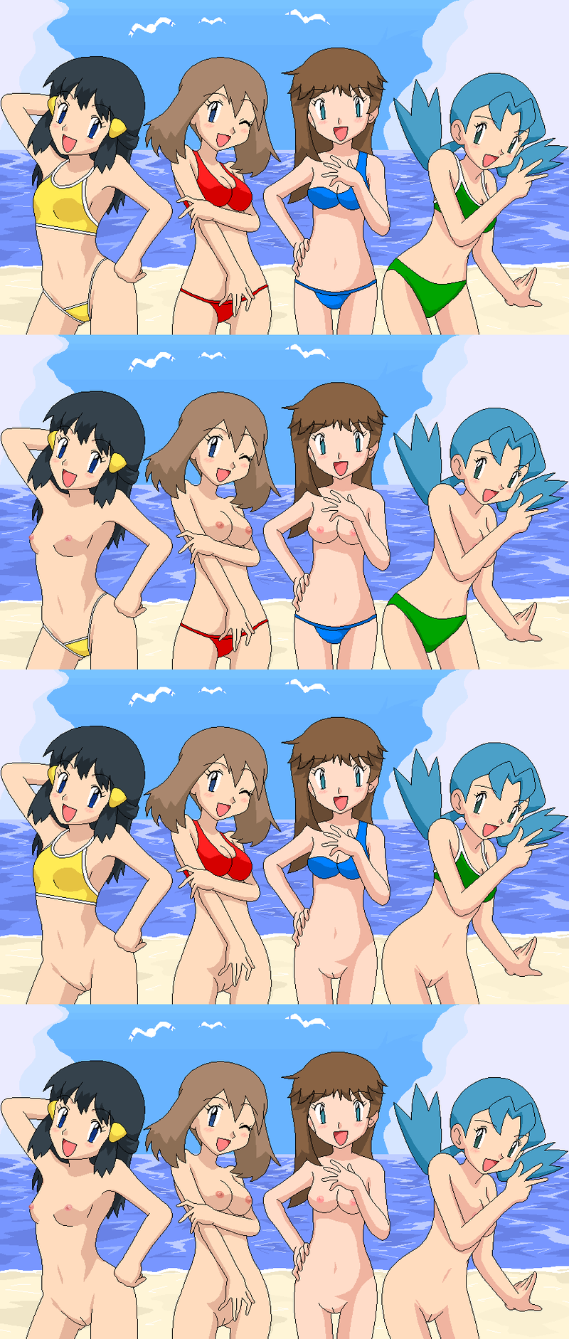 1184237 - Dawn Leaf Lyra May PokeGirl Porkyman daikari kris.png