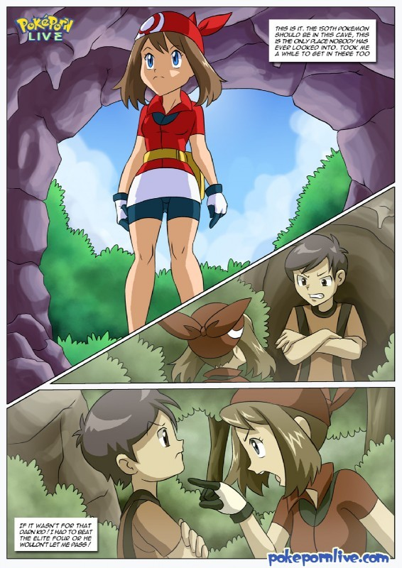 Gernau mein hentaisex tube pokemon trainer ash would