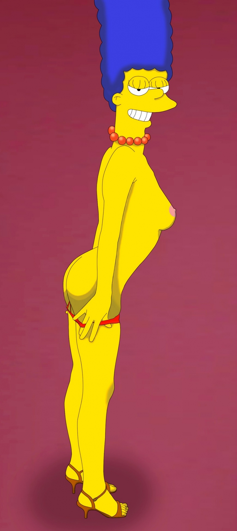 Sexy Nude Simpsons