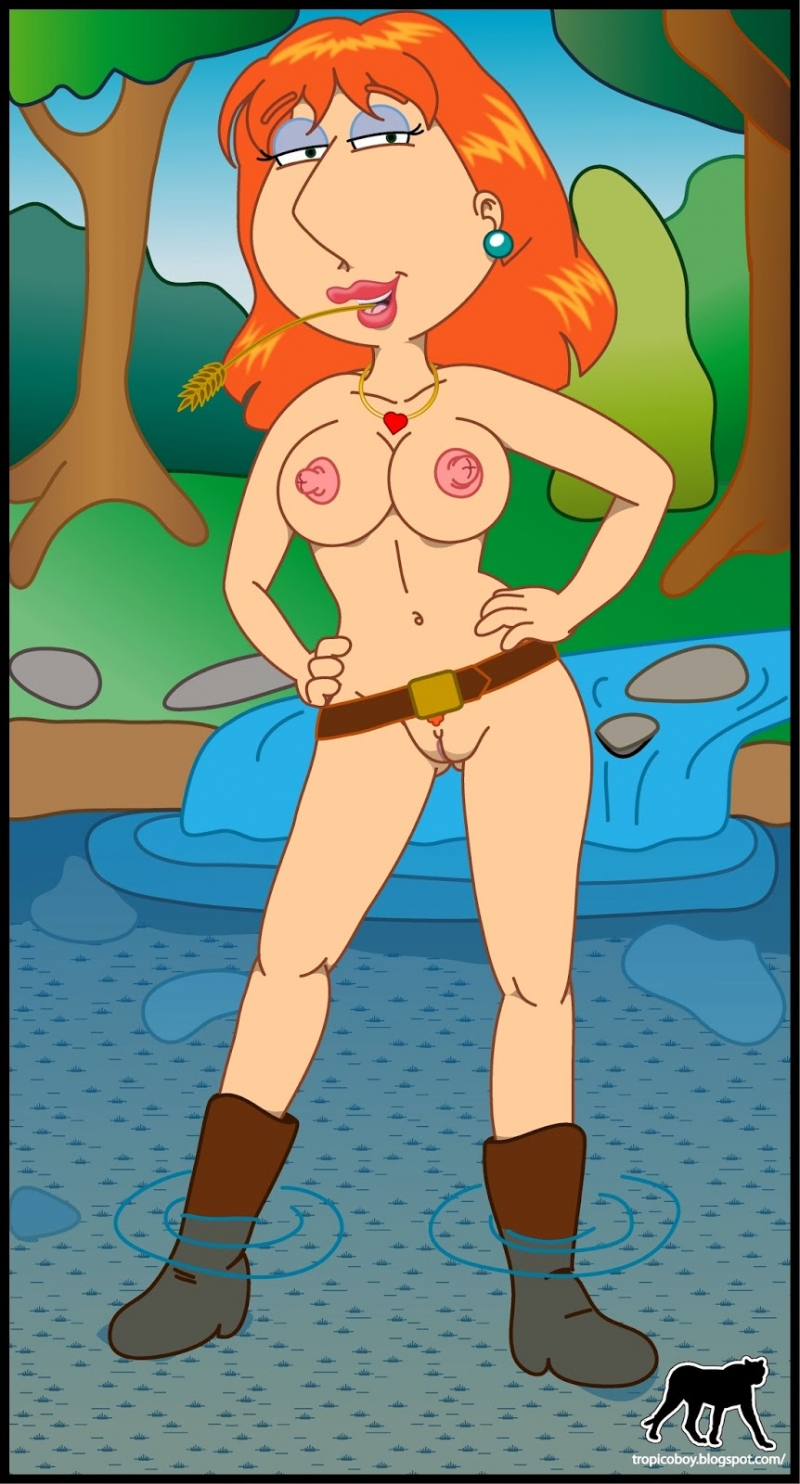 Big-titted Lois Griffin have great assets