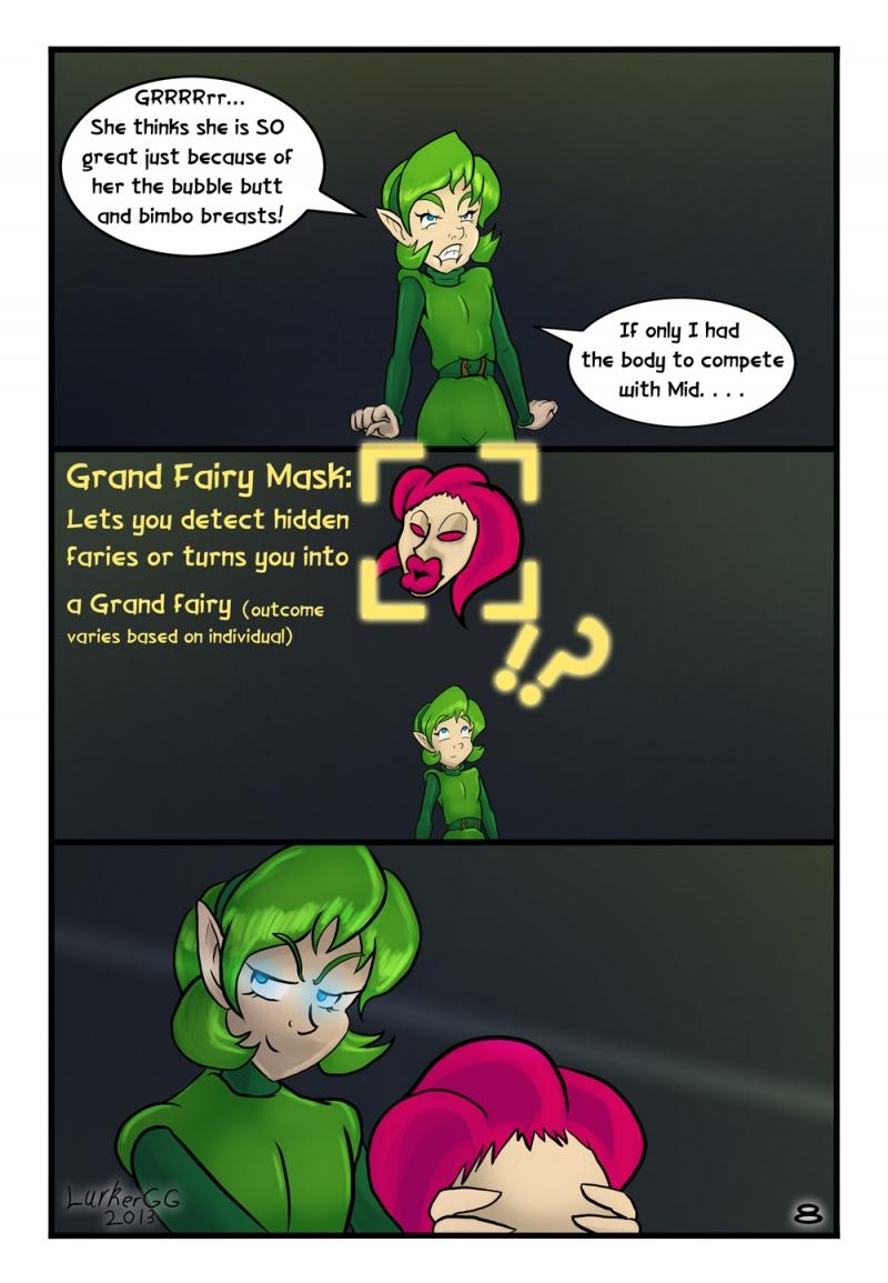 Zelda Hentai Luscious