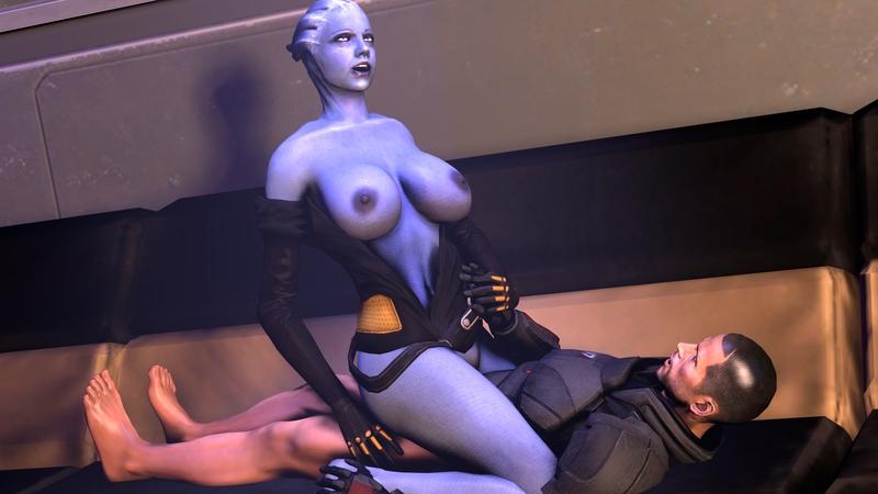 Liara T'soni Commander Shepard 1719993 - Asari Commander_Shepard GinKasu Liara_T'Soni Mass_Effect source_filmmaker.jpeg