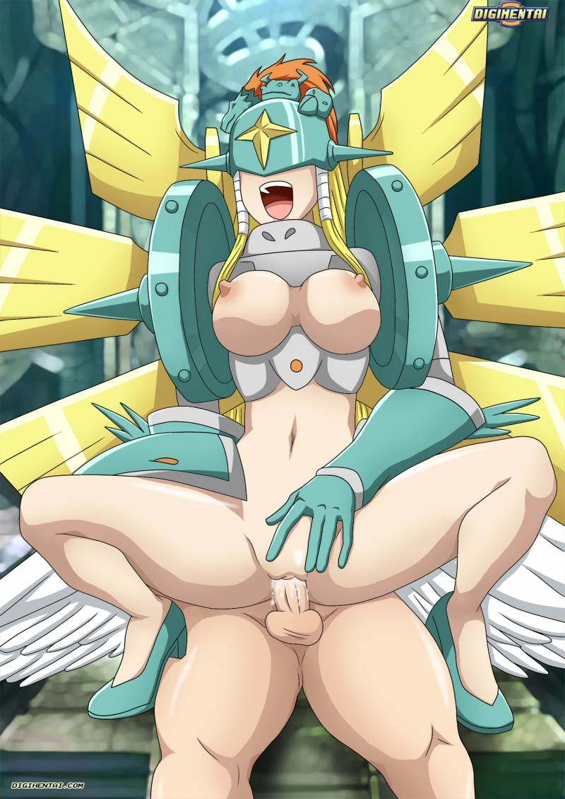 Digimon Hentai Kari And Tk