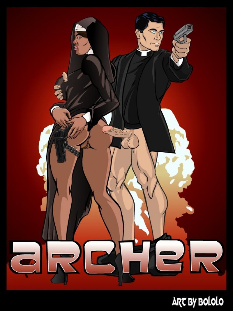 Free Venice Archer Porn