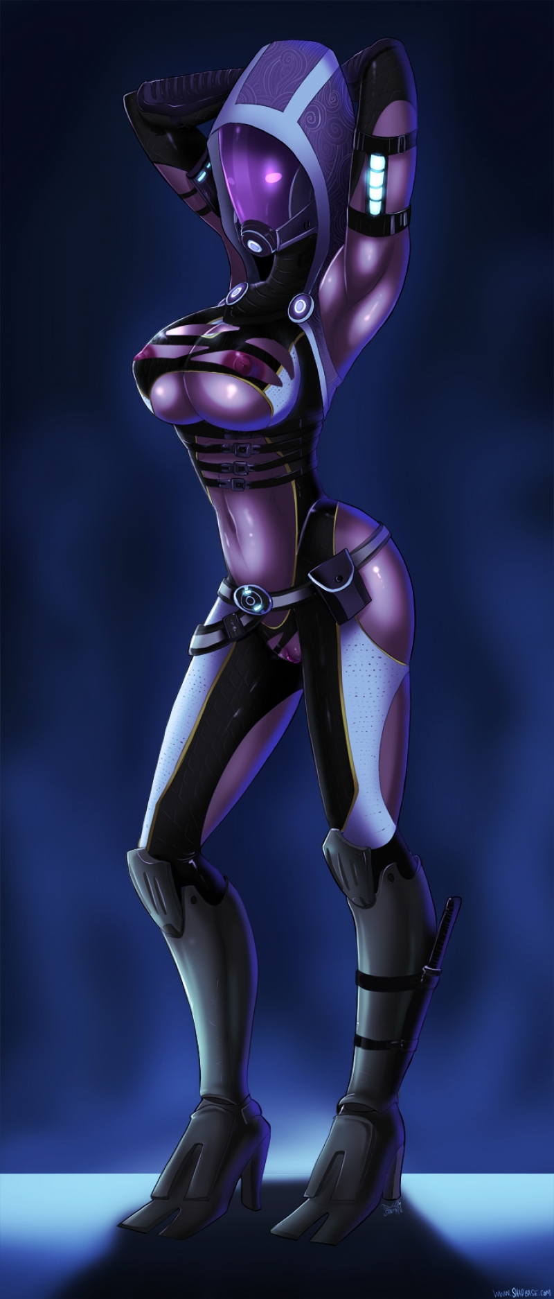 Mass Effect Miranda Sex