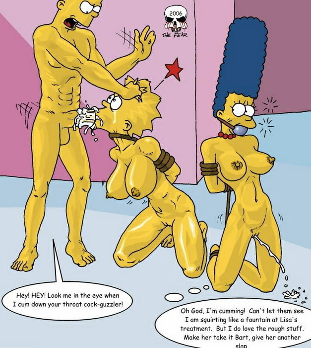 Bart And Lisa Simpsons Having Sex