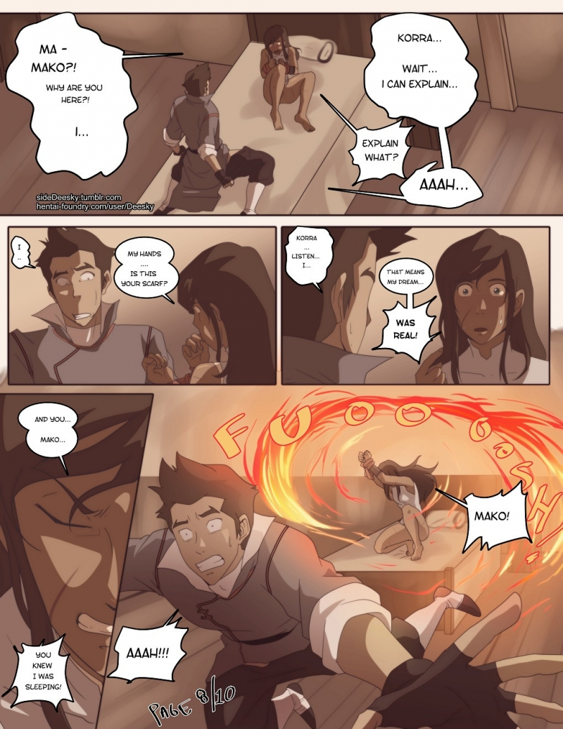 The Legend Of Korra Sex