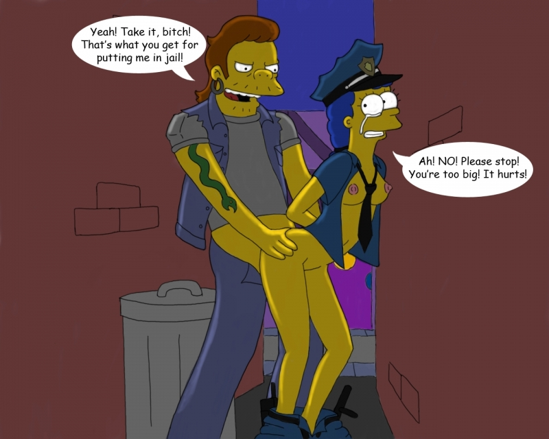 Free The Simpsons Porn