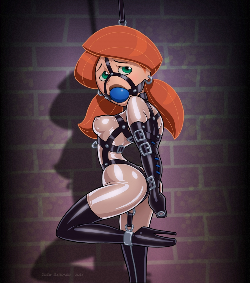 Disney Porn Kim Possible