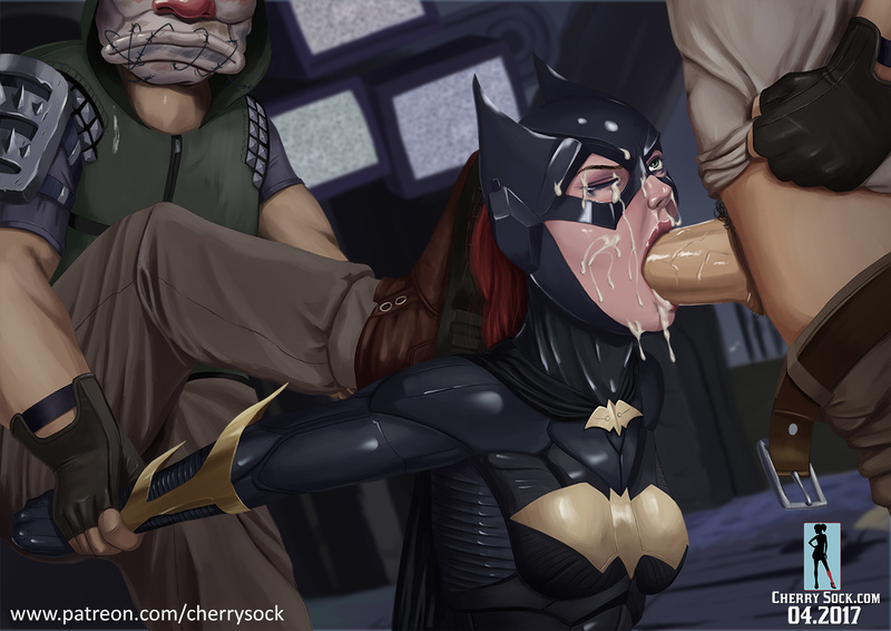 Batman Hentai Sex