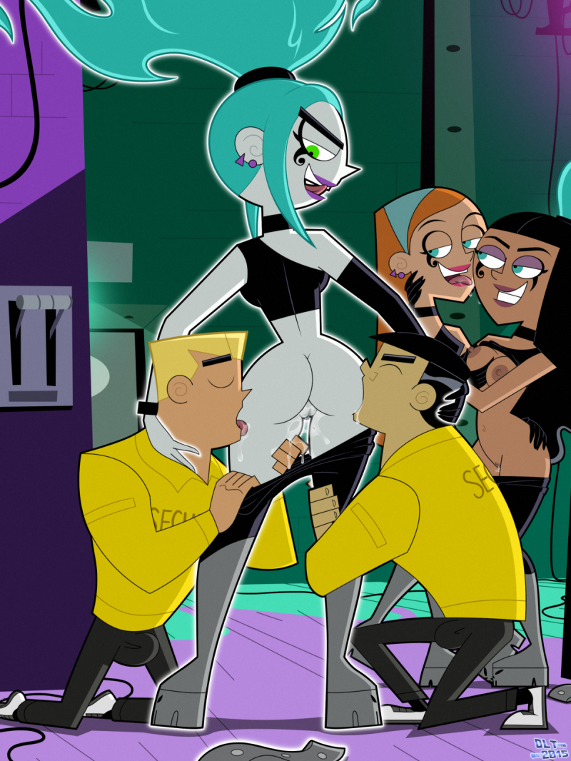 Danny Phantom Porno Pictures