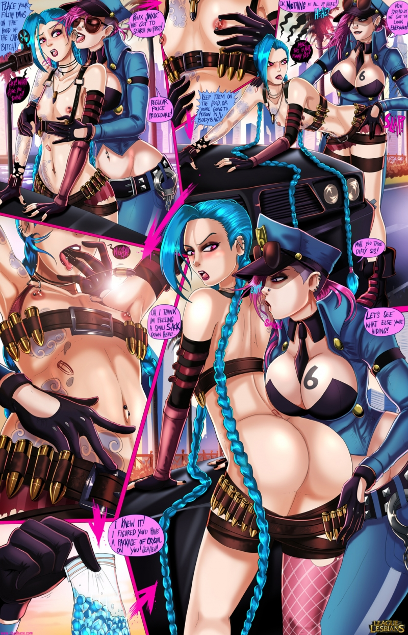 League Of Legends Hentai Galleries