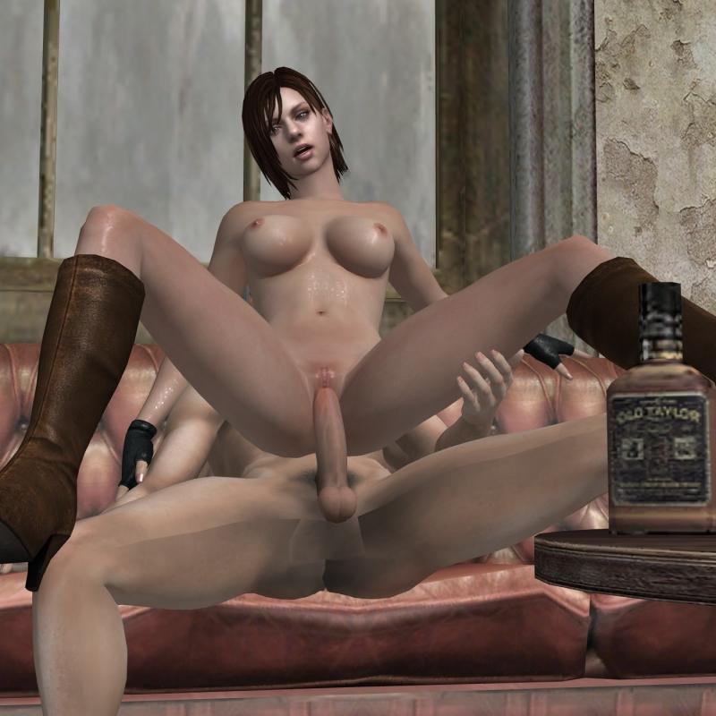 1396615 - Dante Devil_May_Cry Jill_Valentine Resident_Evil crossover.jpg