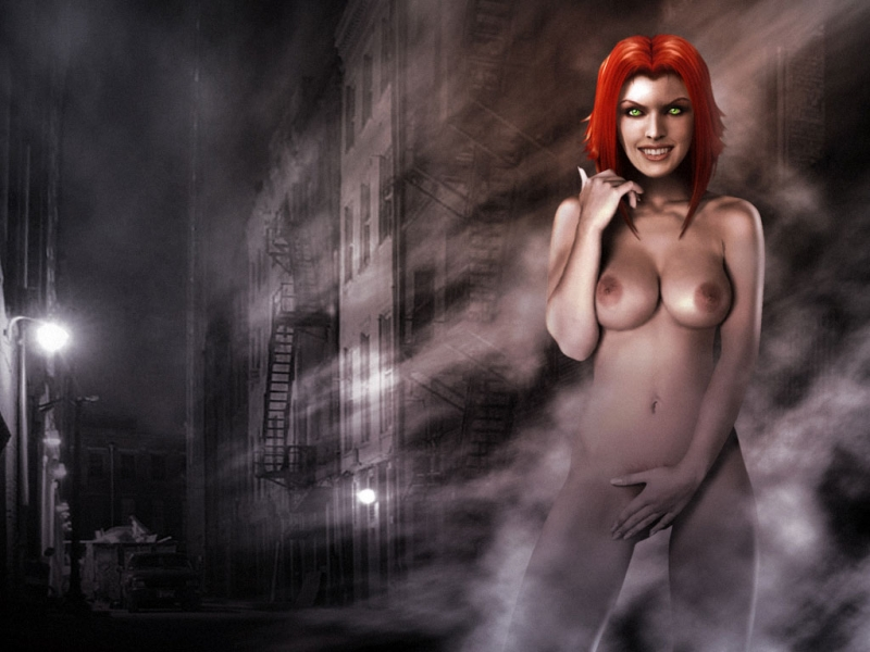 Bloodrayne Naked Pic