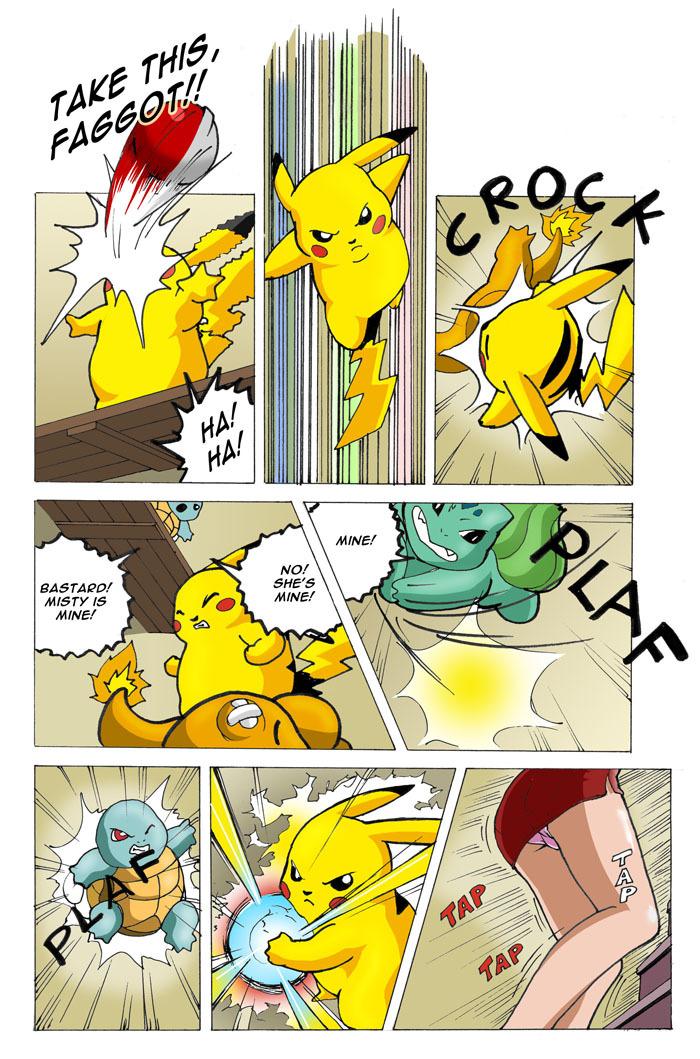 Gay Pokemon Hentai