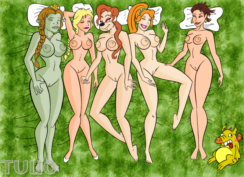 Fiona 164574 - Dave_the_Barbarian Faffy Goof_Troop Gummi_Bears Marina Princess_Calla Princess_Fiona Roxanne Shrek Sinbad:_Legend_of_the_Seven_Seas Thumbelina