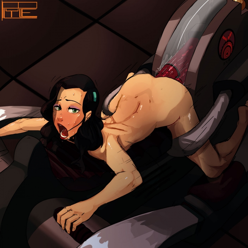 Legend Of Korra Asami Porn