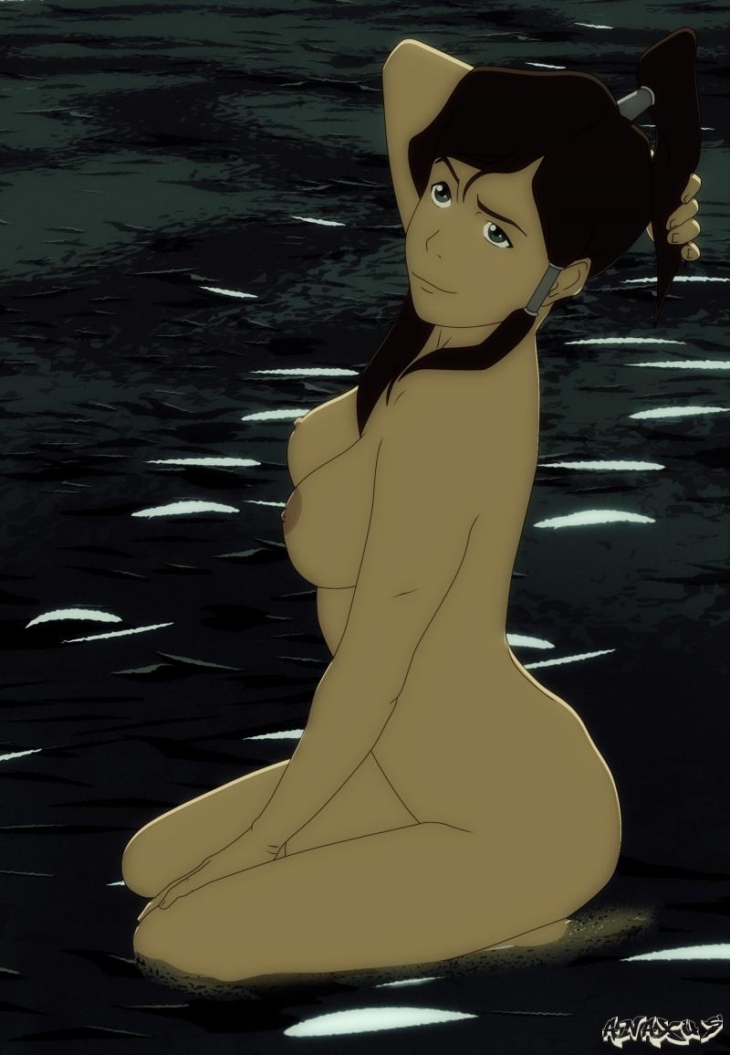 Korra Nude The Legend Of Korra