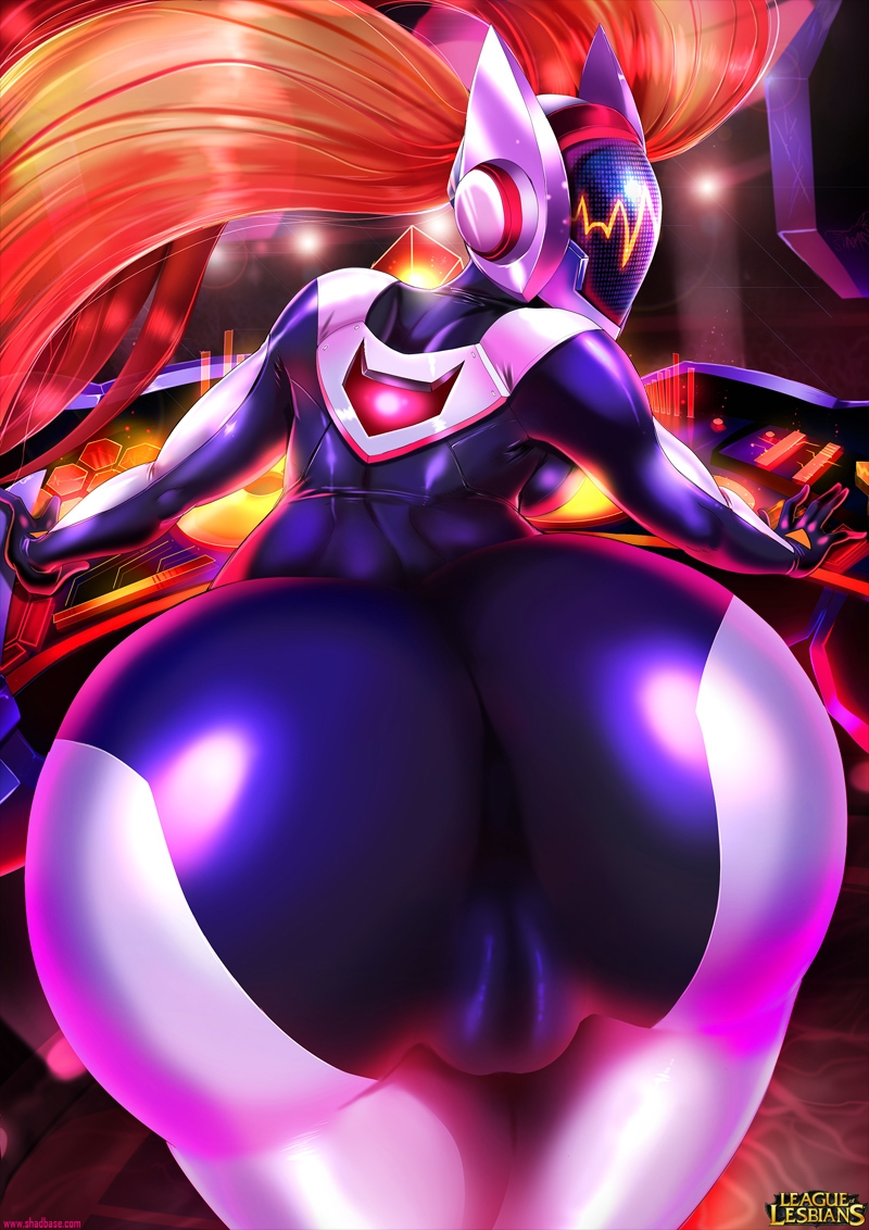 DJ Sona - Anal invasion Set: It's time to have fun with phat obese caboose!