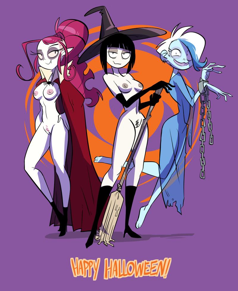 1725266 - Creepy_Susie Die_schule_der_kleinen_vampire Ghoul_School Gruftine Halloween Herny_the_Duck Phantasma_Phantom Scooby-Doo The_Oblongs crossover.png
