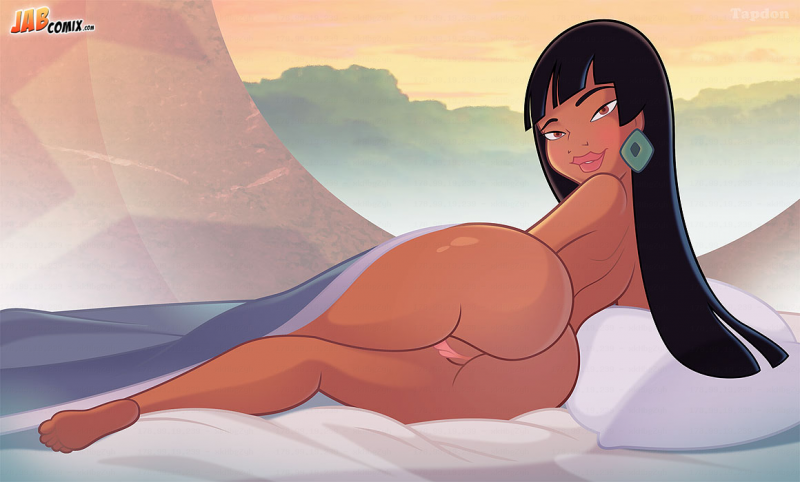 689577 - Chel The_Road_to_El_Dorado jab tapdon.png