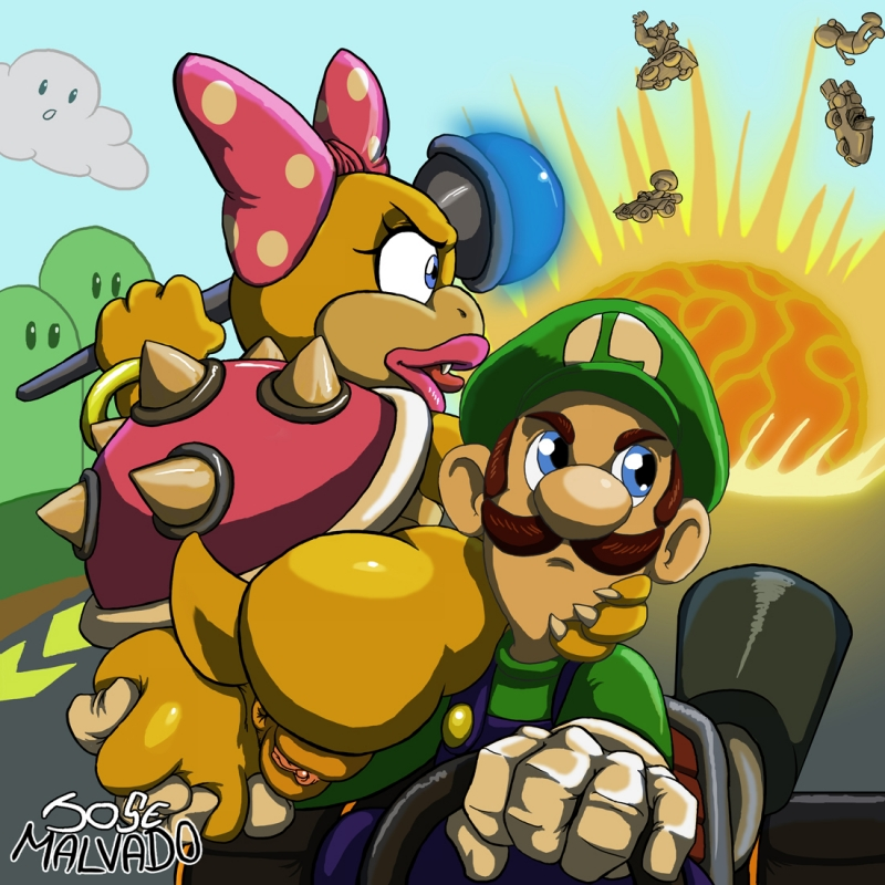 1416845 - Donkey_Kong JoseMalvado Luigi Mario_Kart Mii Super_Mario_Bros. Toad Wendy_O._Koopa.jpg