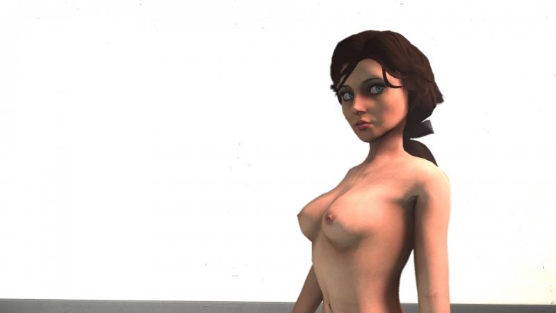 Bioshock Infinite Elizabeth Hentai