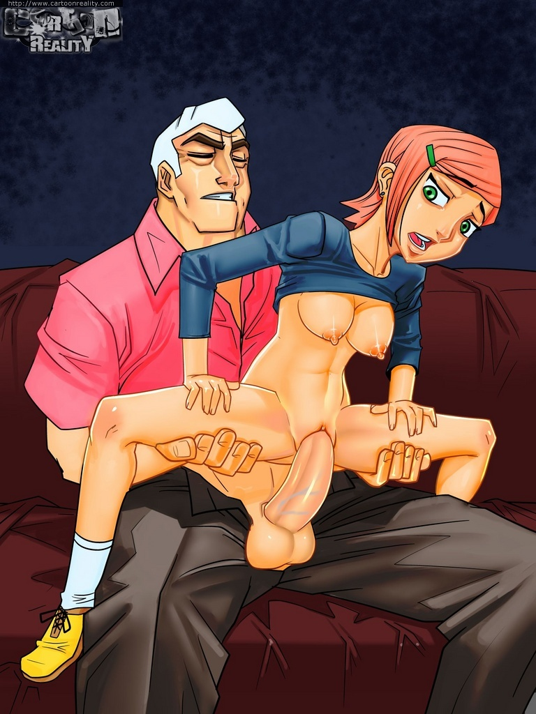Ben 10 Having Sex With Gwen