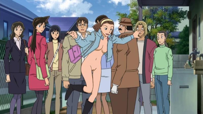 Conan Porno