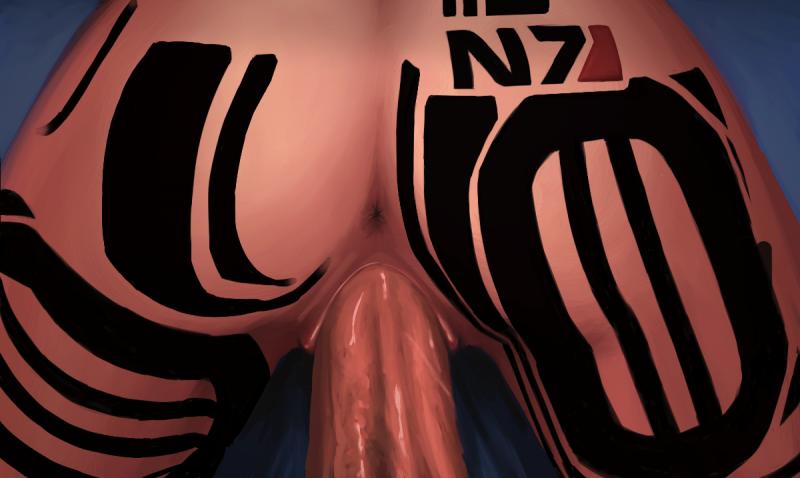 Mass Effect Porn Doujins