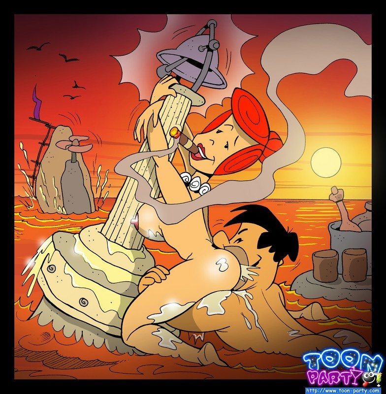 Cartoon Sex The Flintstones