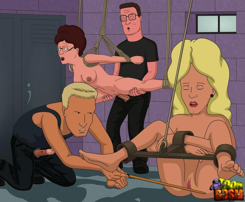 Peggy Hill Nancy Gribble Hank Hill Lil DeVille Shosei Sakaguchi Mireille 1544864 - Boomhauer Hank_Hill King_of_the_Hill Nancy_Gribble Peggy_Hill Toon_BDSM.jpg
