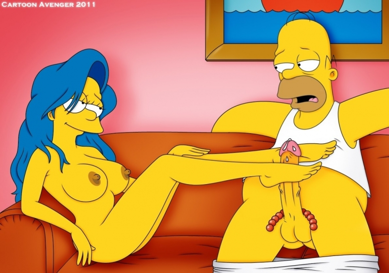 Simpsons Hentai Gina
