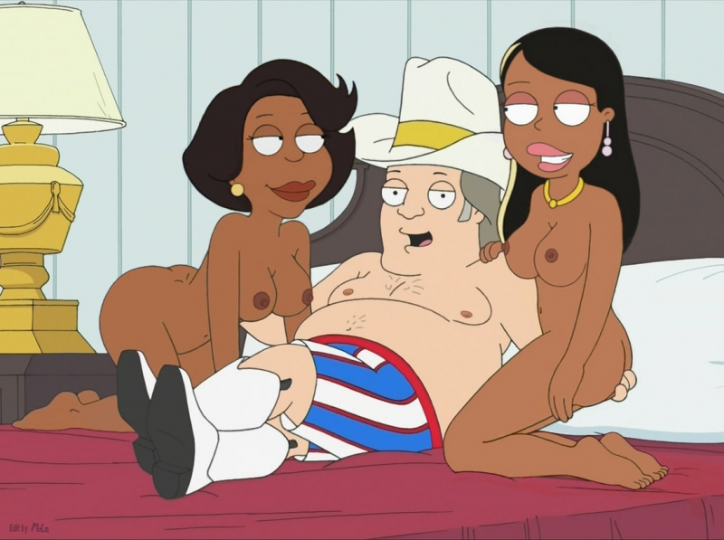 The Cleveland Show Donna Hot