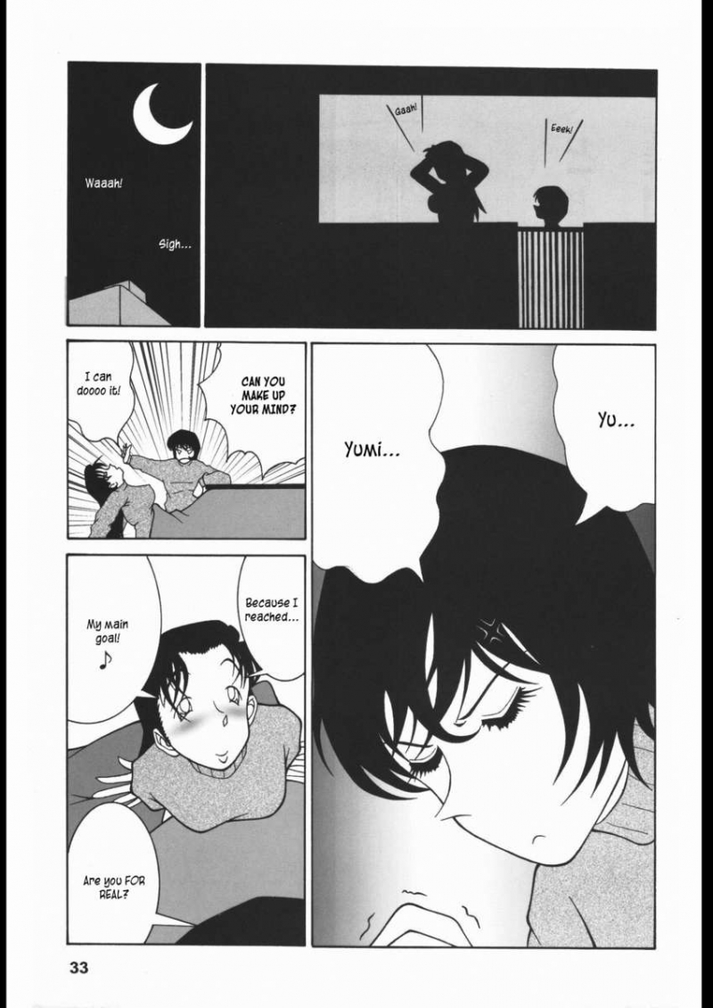 Detective Conan Pote 1 Hentai