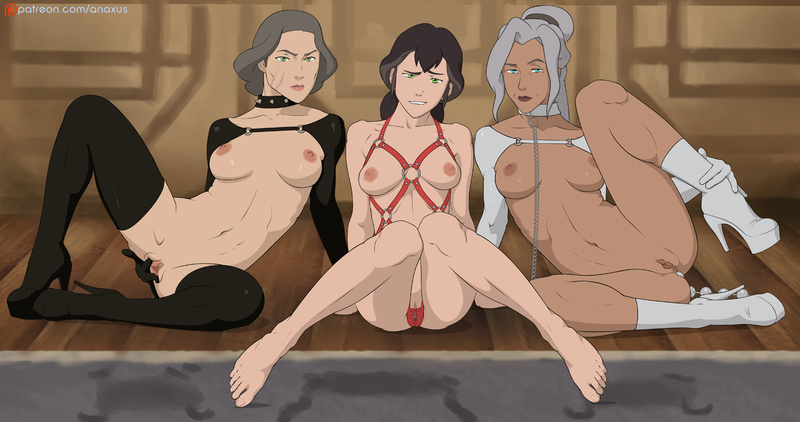 Legend Of Korra Sex Tumblr