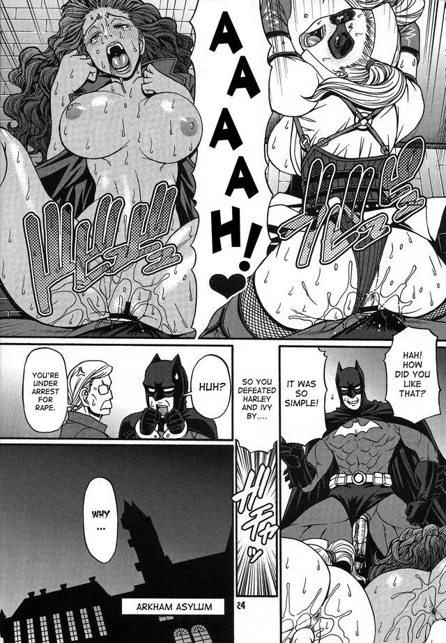 Avengers Hentai Porn Doujinshi
