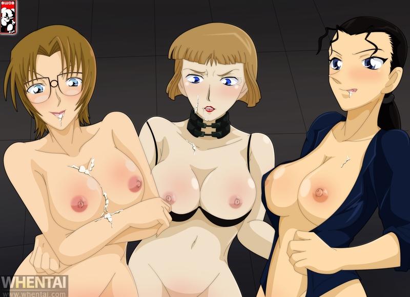 Detective Conan Sex Manga