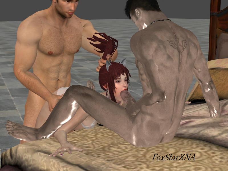 1223561 - Dante Devil_May_Cry Evie FoxStarXNA Vindictus XNALara crossover tagme.png