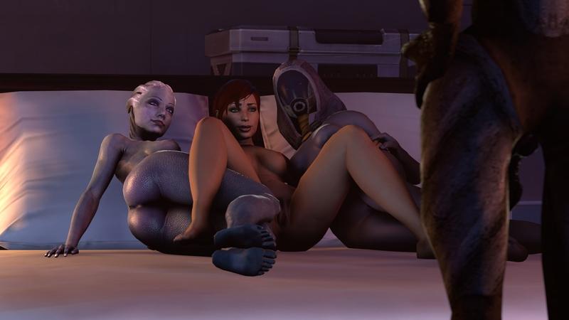 1579868 - Asari Commander_Shepard FemShep Garrus_Vakarian Liara_T'Soni Mass_Effect Tali'Zorah_nar_Rayya Turian quarian.jpeg