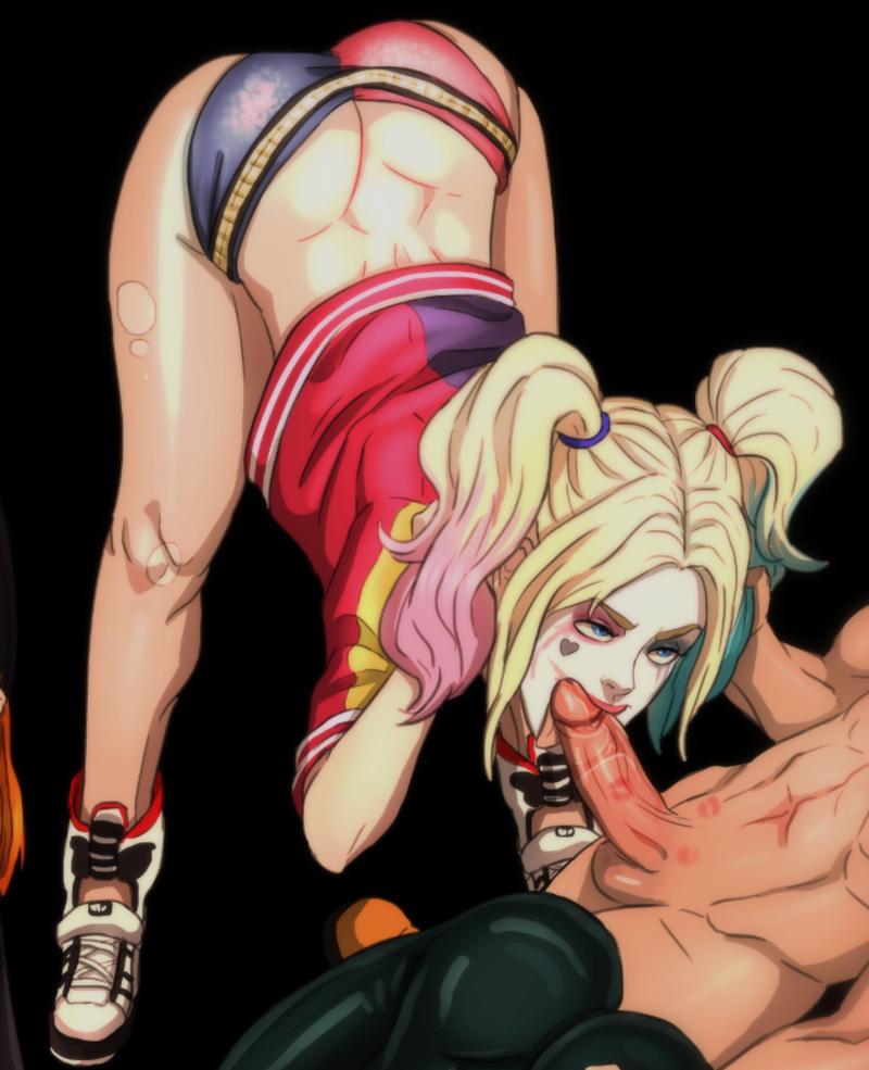 Harley Quinn (Harleen Frances Quinzel) Katana (Tatsu Yamashiro) 1756938 - Batgirl Catwoman DC Harley_Quinn Suicide_Squad pumpkinsinclair.png
