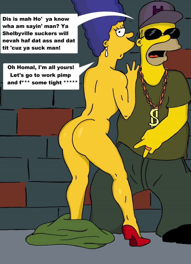 The Simpsons Toon Porn