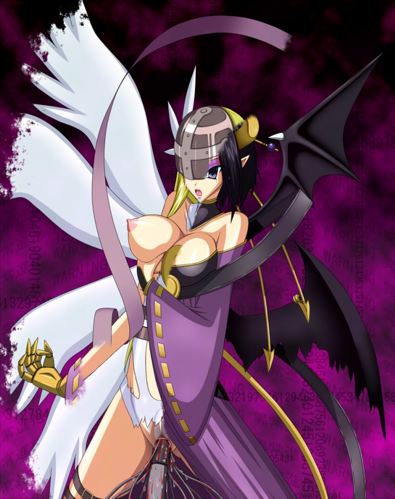 Airu Suzaki Renamon 529770 - Angewomon Digimon digimon_xros_wars lilithmon.jpg