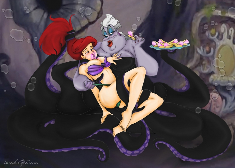 Toon Ariel Sex Video