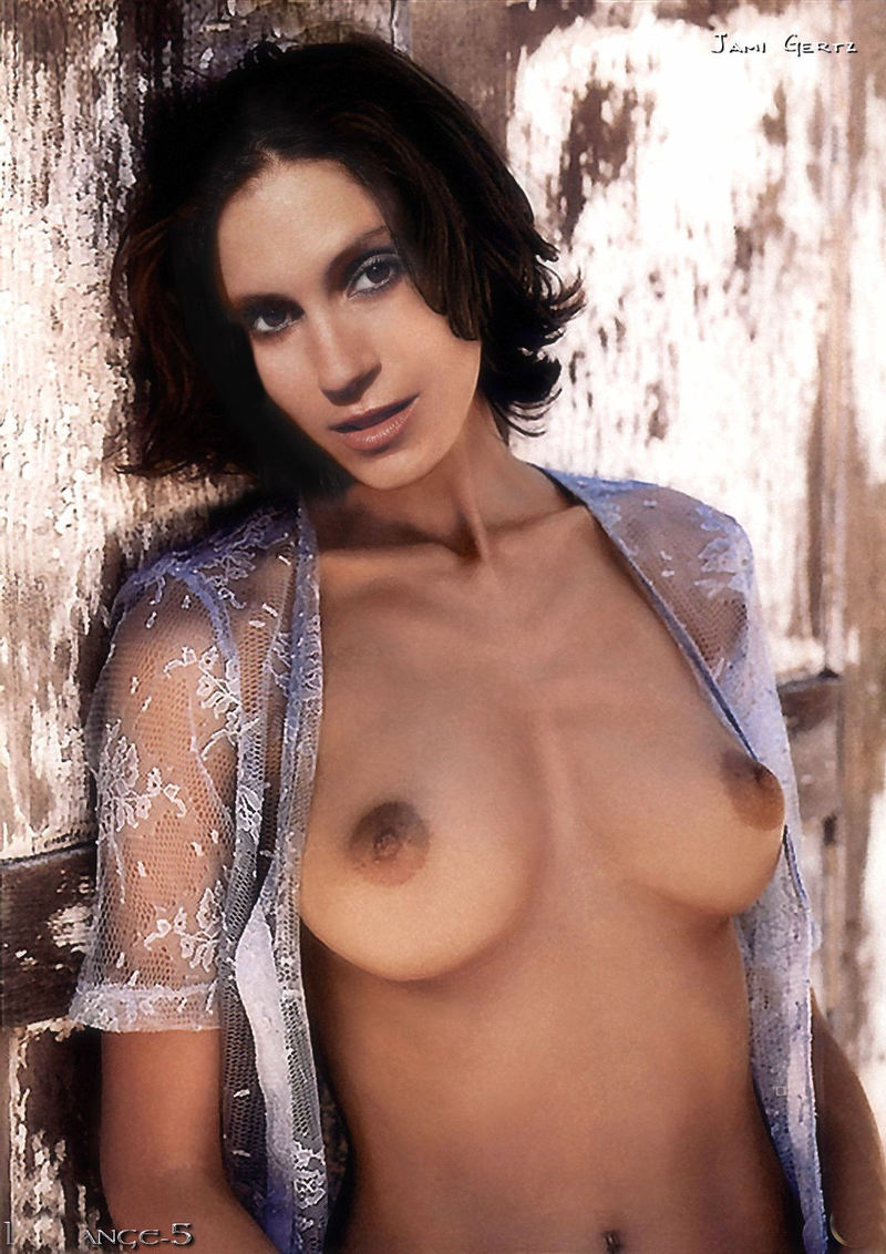 Jami gertz naked pictures 14