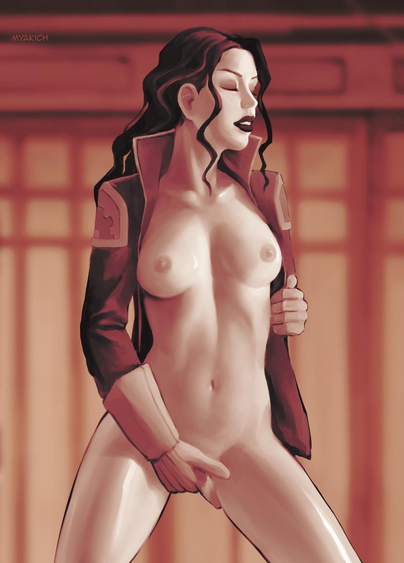 The Legend Of Korra Porn Comics
