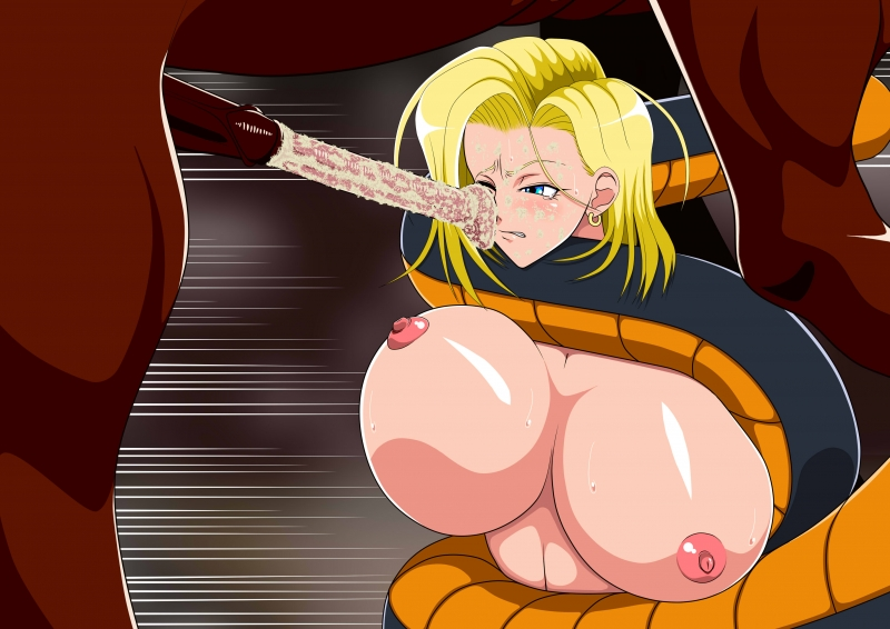 Dragon Ball Z Girls Naked