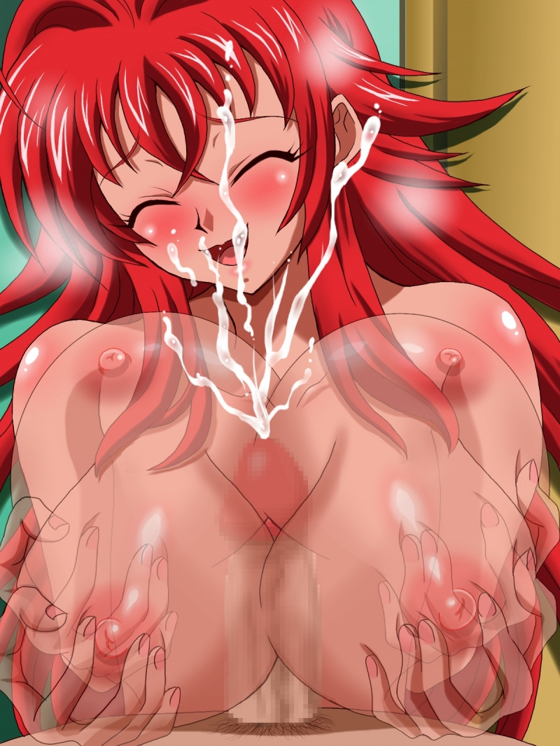 High School DxD Sex