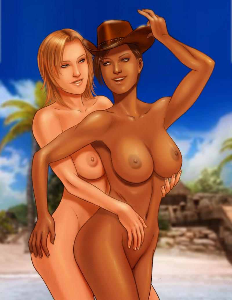Dead Or Alive Beach Volleyball Nude Gameplay